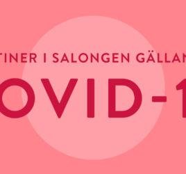 Salong Rocio Frisör hår naglar extensions makeup förlängning i Bromma Stockholm Alvik. Inför brud & fest COVID 19