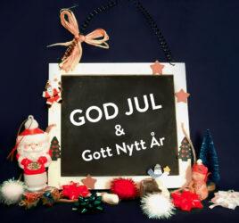 Jag önskar alla nya och gamla kunder en riktigt God Jul och Gott Nytt År. Jag tar julledigt den 21 dec - 18 januari. Därefter är salongen öppen som vanligt. Vi ses i januari!